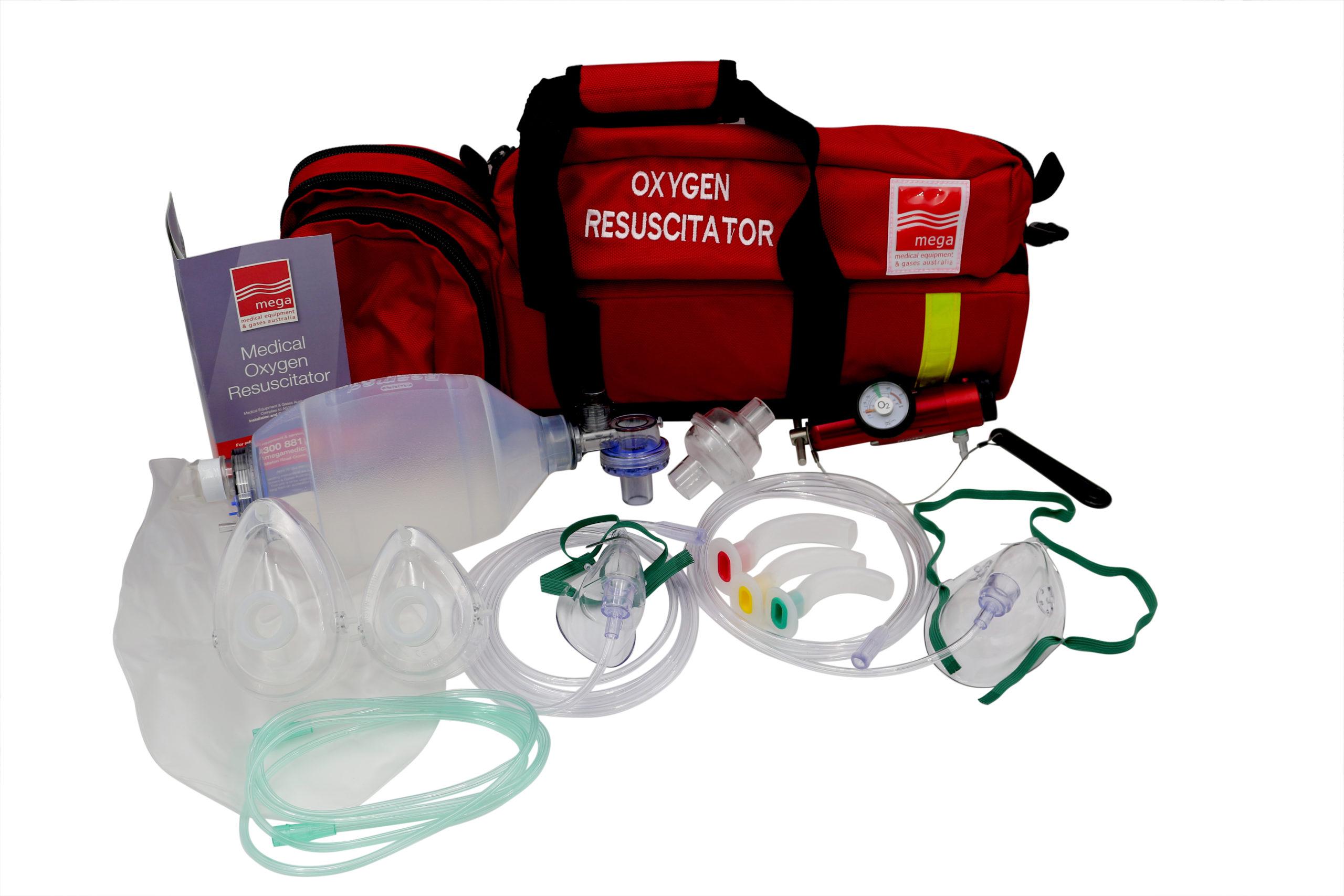 Oxygen and Resuscitaiton Kits